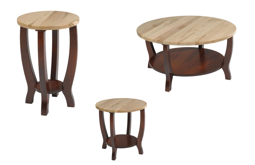 New Port Accent Tables