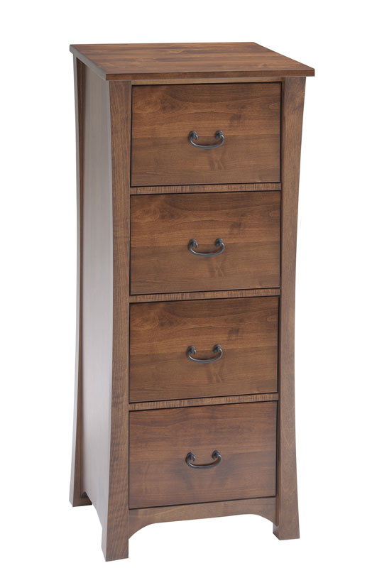 Woodbury 4-Drawer File