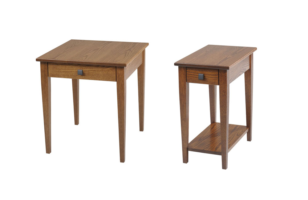 Woodland Shaker Accent Table Collection