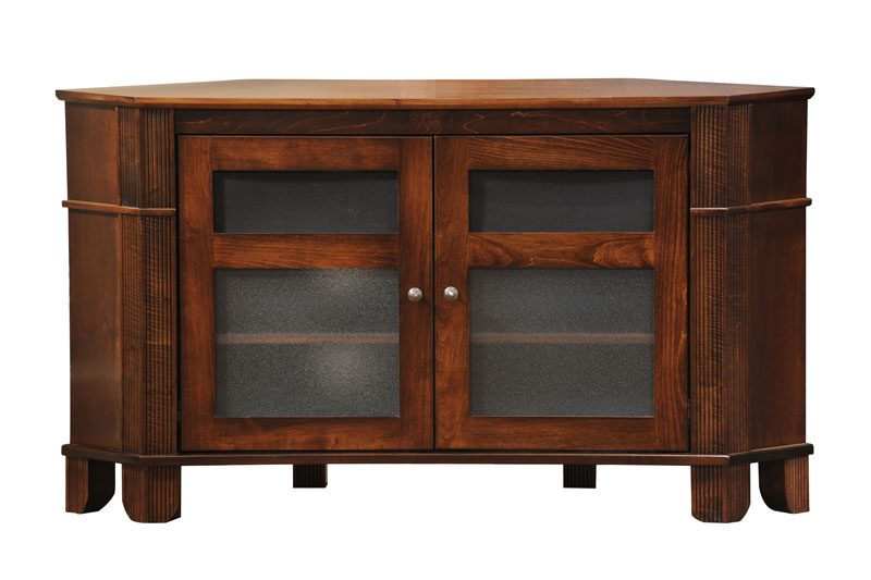 Arlington 2 Door Corner TV Stand