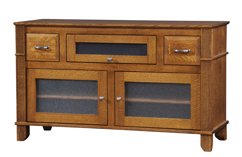 Arlington 2 Drawer TV Stand
