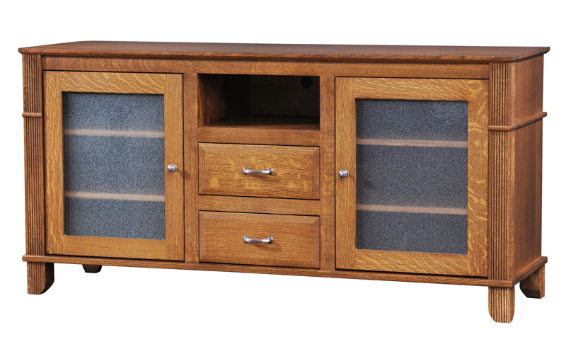 Arlington 3 Drawer TV Stand