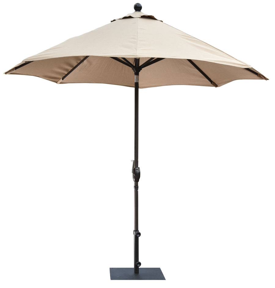 9-Foot Octagon Umbrellas