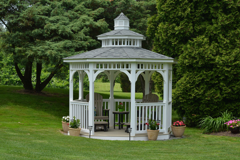 Lexington Vinyl Gazebo Ohio Hardword Amp Upholstered Furniture