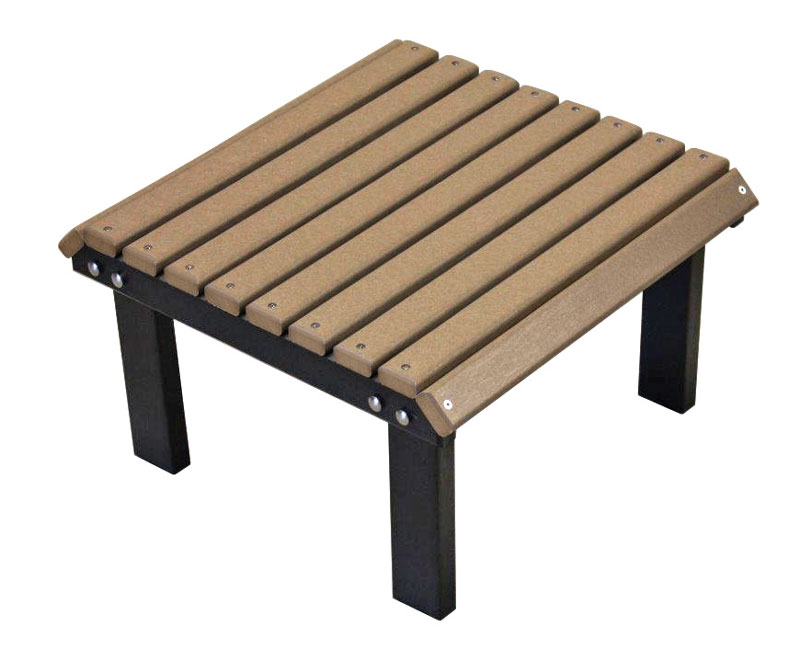 Stationary Footstool