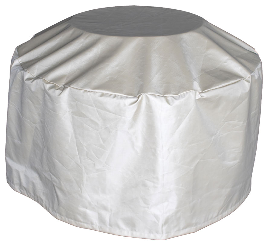 Donoma Poly Top Counter Height Fire Table Cover