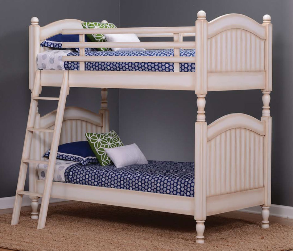 Cape Cod Twin Over Twin Bunk Beds