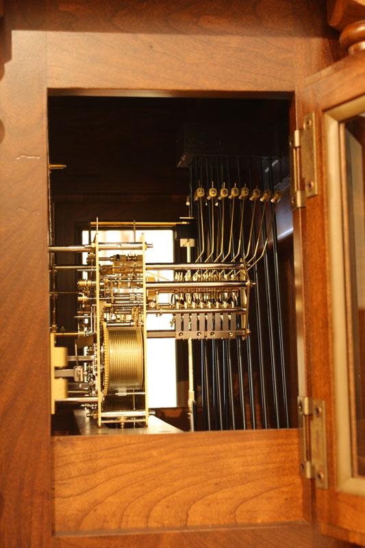 Winchester Grandfather Clock Ohio Hardwood Amp Upholstered