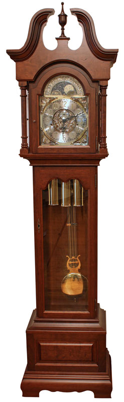 Winchester Grandfather Clock Ohio Hardword amp Upholstered  : grandfather clock  from www.ohiohardwoodfurniture.com size 247 x 800 jpeg 39kB