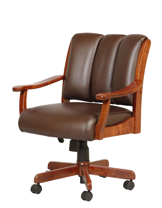 Midland Arm and Side Chair with Gas Lift