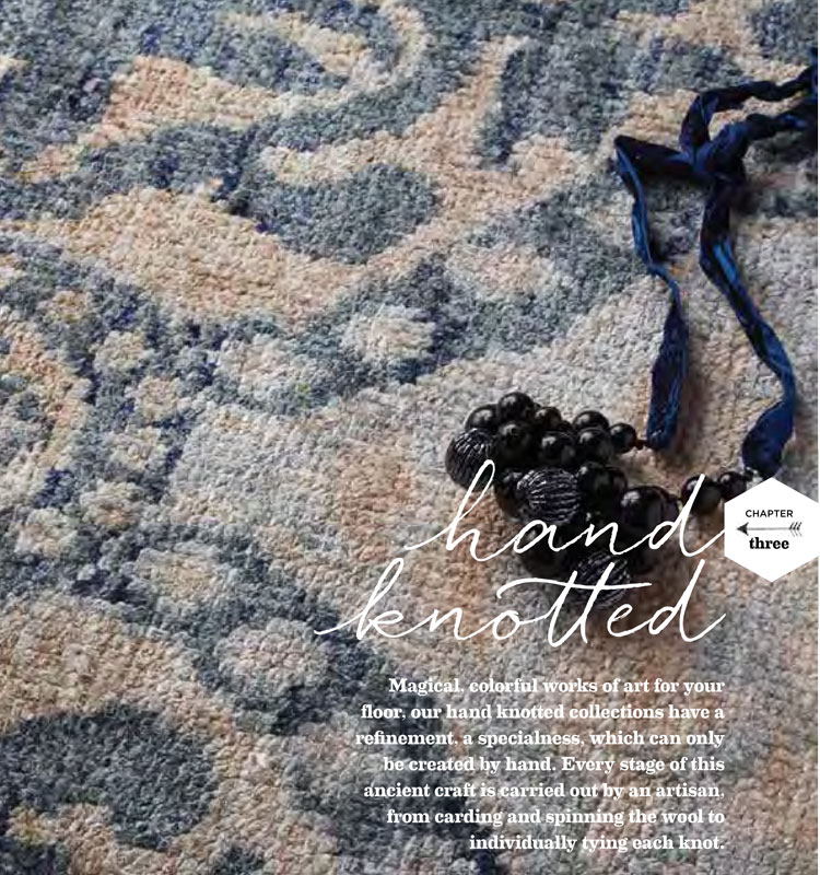 Capel Hand Knotted Rugs