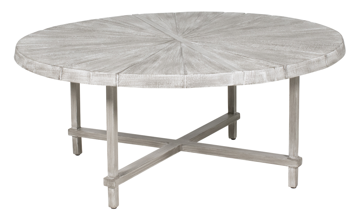 Castelle Antler Hill 42 inch Round Chat Table