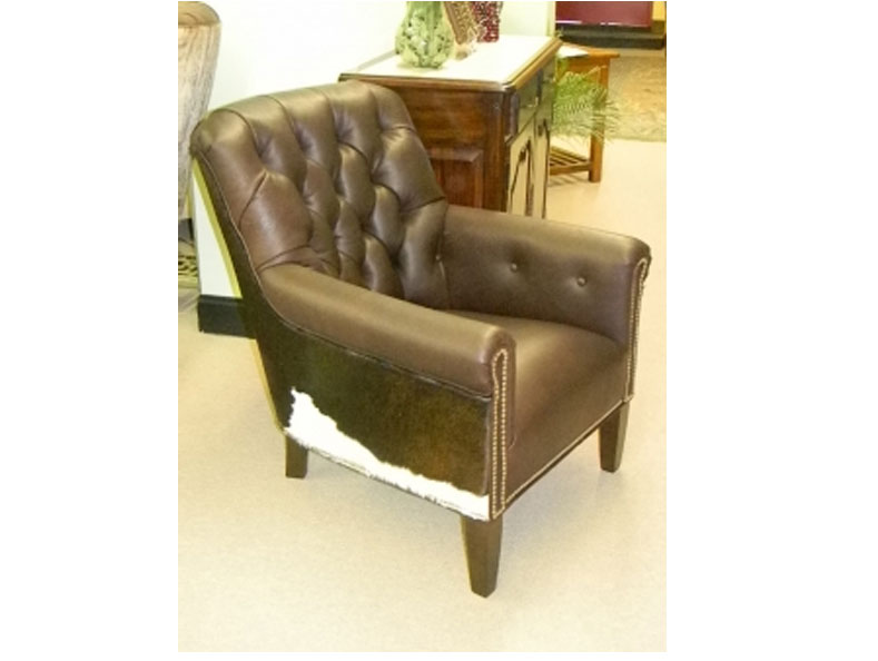 CC Leather 400 Chair