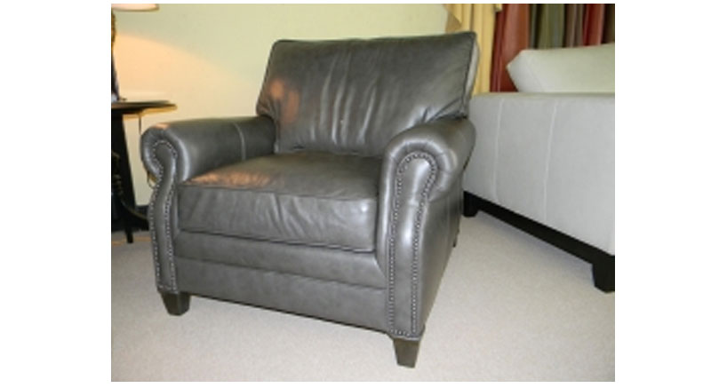 CC Leather 536 Chair