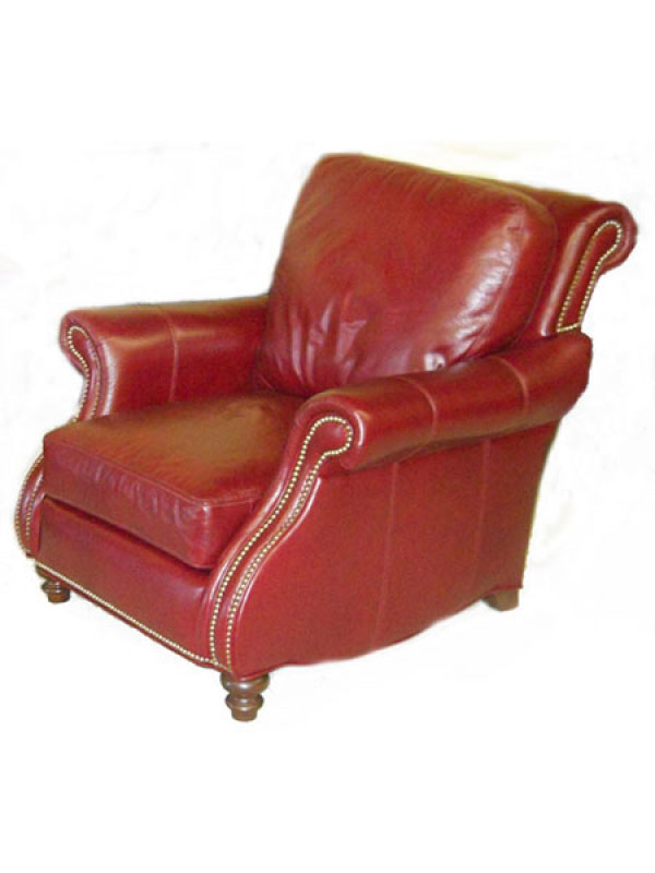 CC Leather 560 Kent Chair