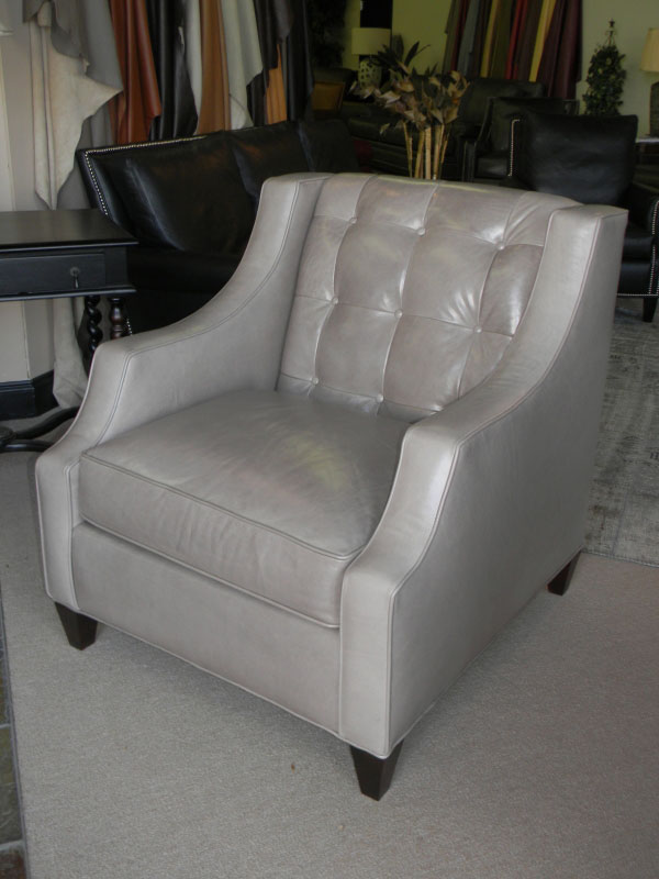 CC Leather 612 Ritz Chair