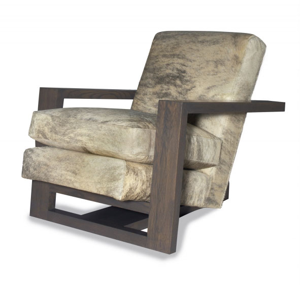 CC Leather 747 Chair