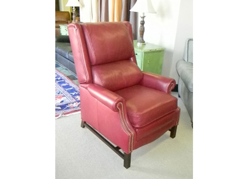 CC Leather 1404 Recliner