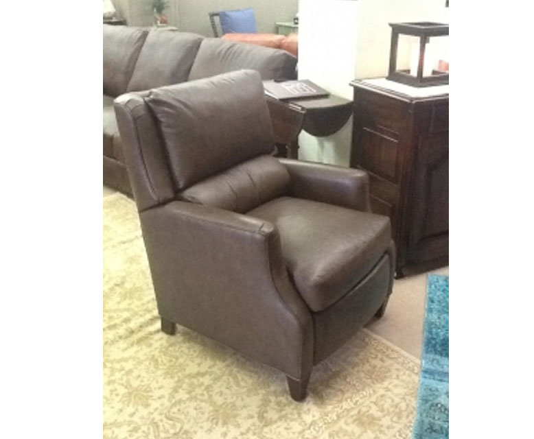 CC Leather 1625 Recliner