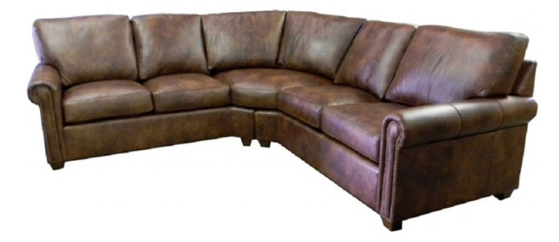 CC Leather 285 Blake Sectional