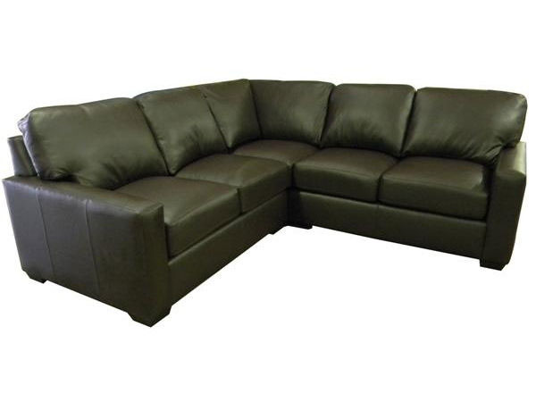 CC Leather 420 Miami Sectional