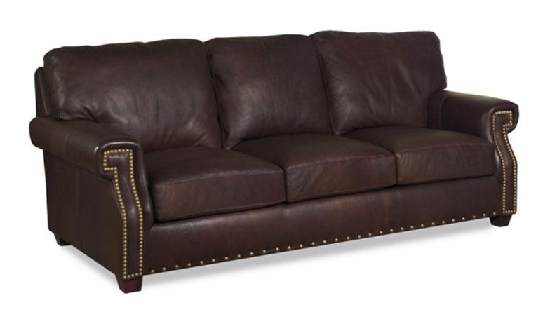 Carolina Custom Leather Sofa Program