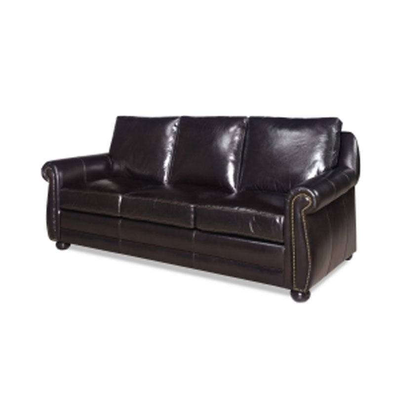 Carolina Custom Leather 289 03 Destin Sofa