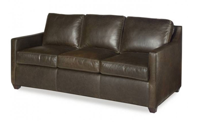 Carolina Custom Leather 310 Lee Sofa