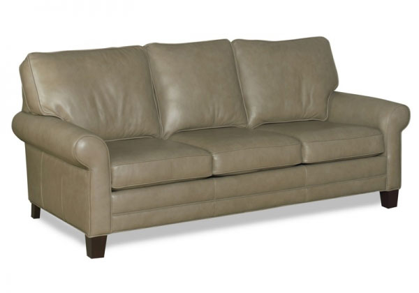 Cc Leather 940 Charleston Sofa Ohio Hardwood Furniture