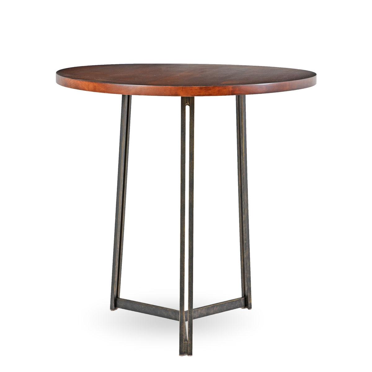 Charleston Forge Kern Bar Height Table Ohio Hardwood Furniture