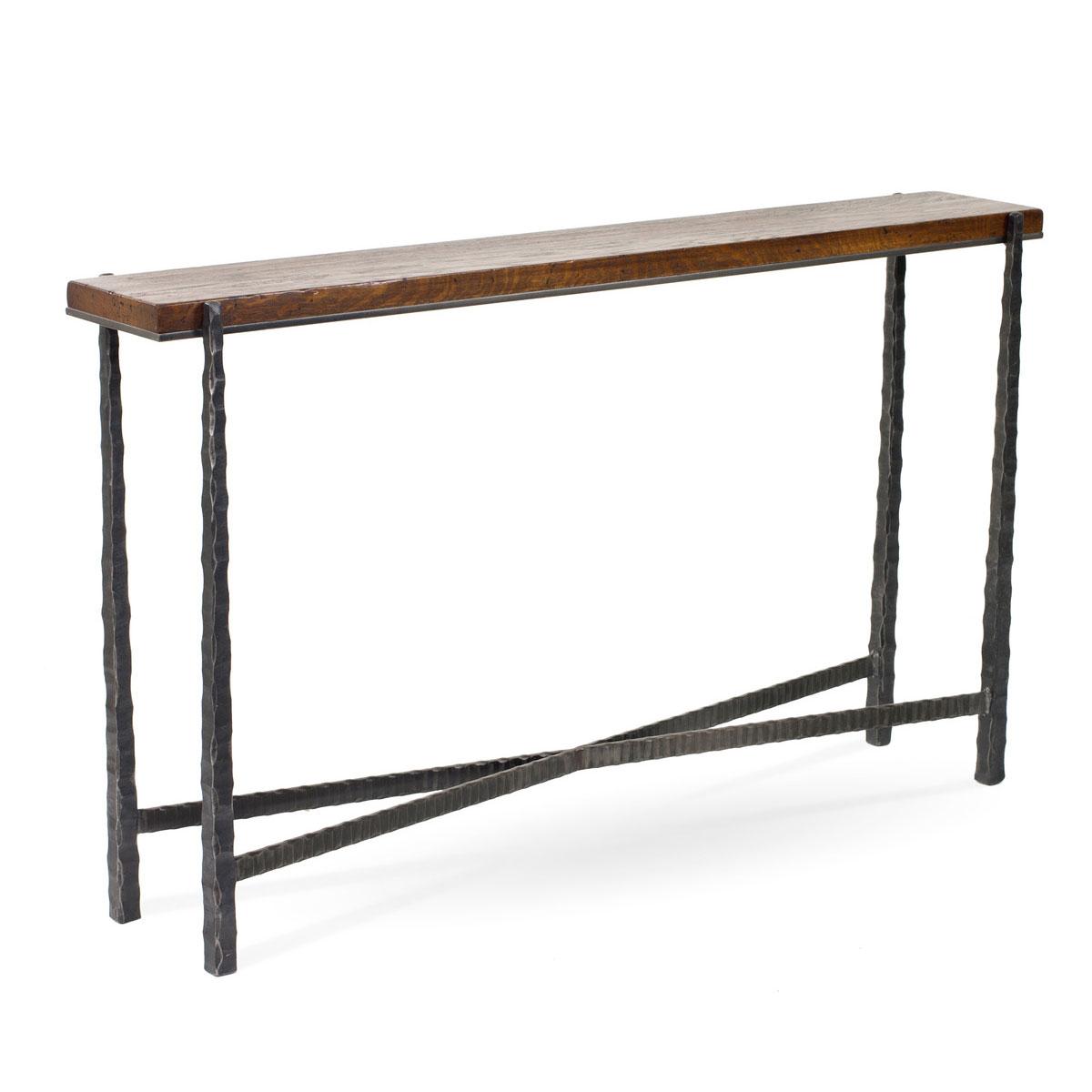 Charleston Forge Nash 54 Inch Console Table Ohio Hardwood Furniture