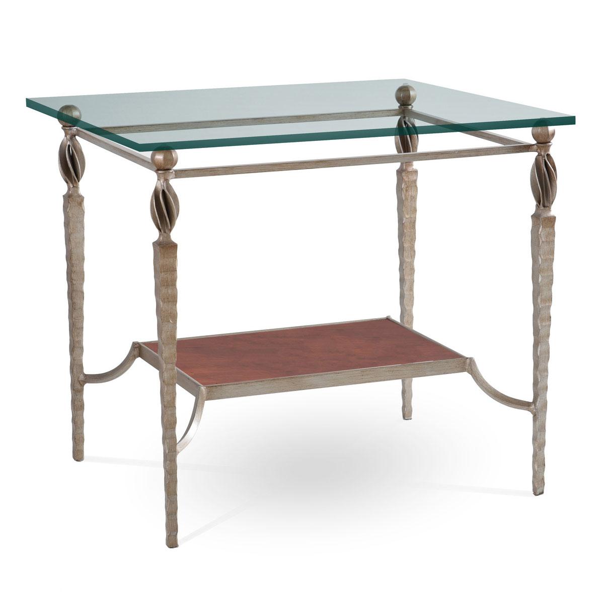 Charleston Forge Winston End Table Ohio Hardwood Furniture