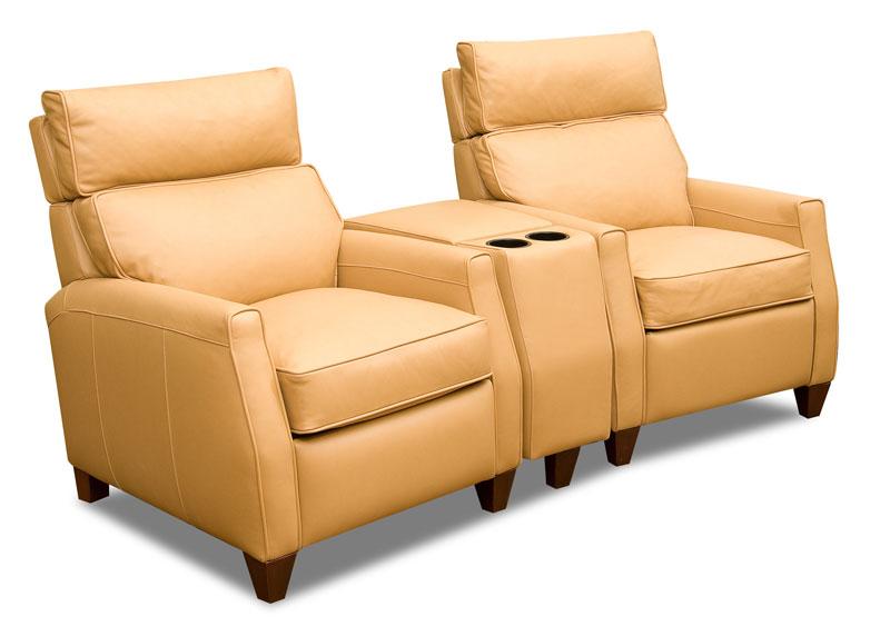 Collins High Leg Reclining Chair Ohio Hardwood Furniture