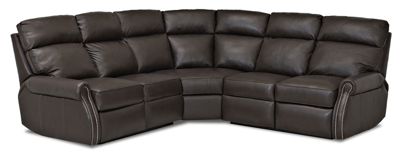 Jackie II Sectional with Inside Handle Activation