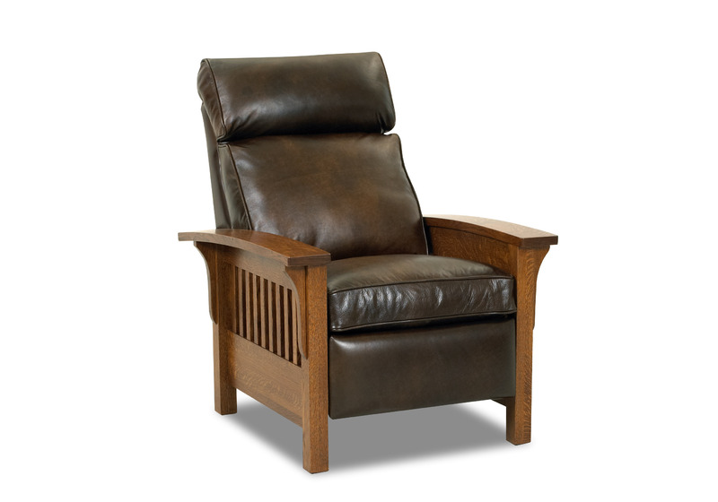 Mission High Leg Reclining Chair