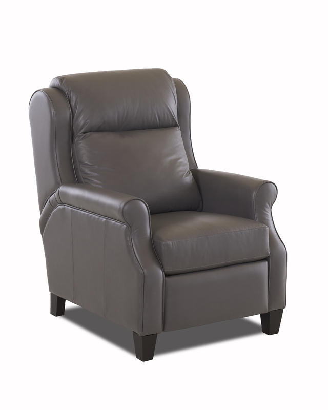Nouveau High Leg Reclining Chair