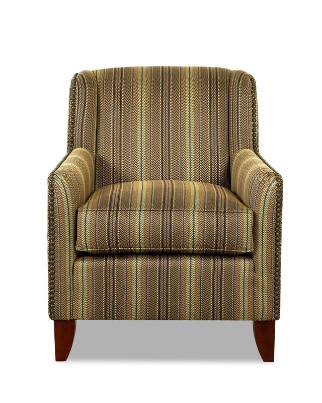 Furay Chair C43 10 C In Tieknot Tigerseye Fabric