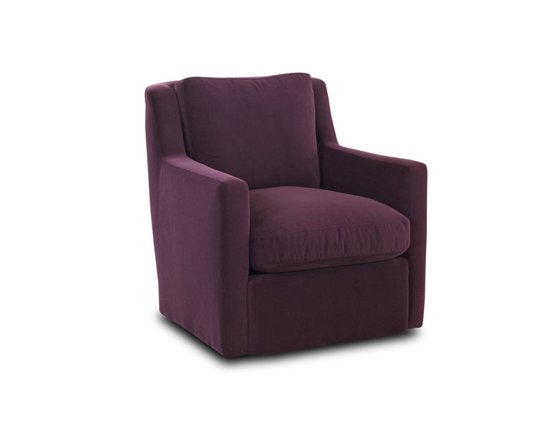 Simmons Memory Swivel Chair