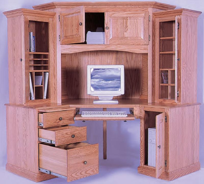 Computer Furniture - Ohio Hardword & Upholstered Furniture