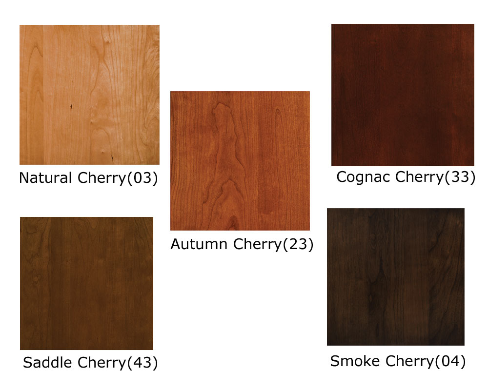 Astrid Bedroom Collection Cherry Finishes