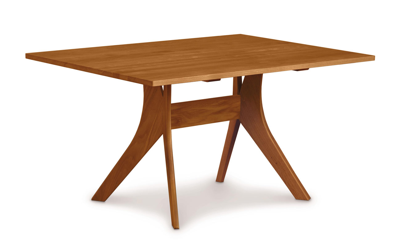 Copeland Audrey Fixed-Top Table in Cherry