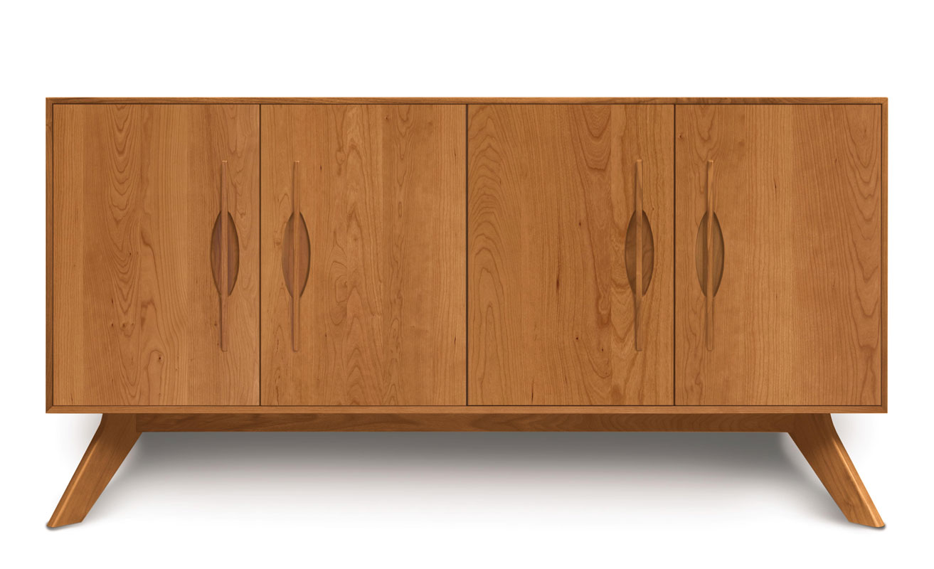 Copeland Audrey 4 Door Buffet in Cherry