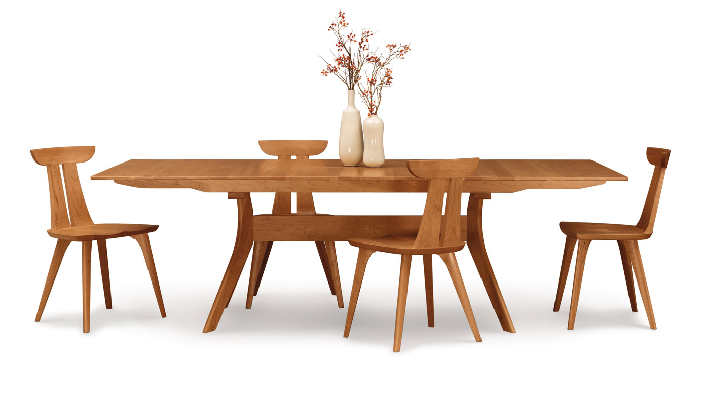 Perfect Audrey Extension Table And Estelle Chairs