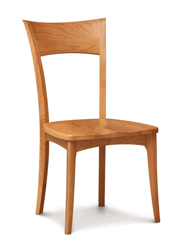 Copeland Ingrid Side Chair In Cherry