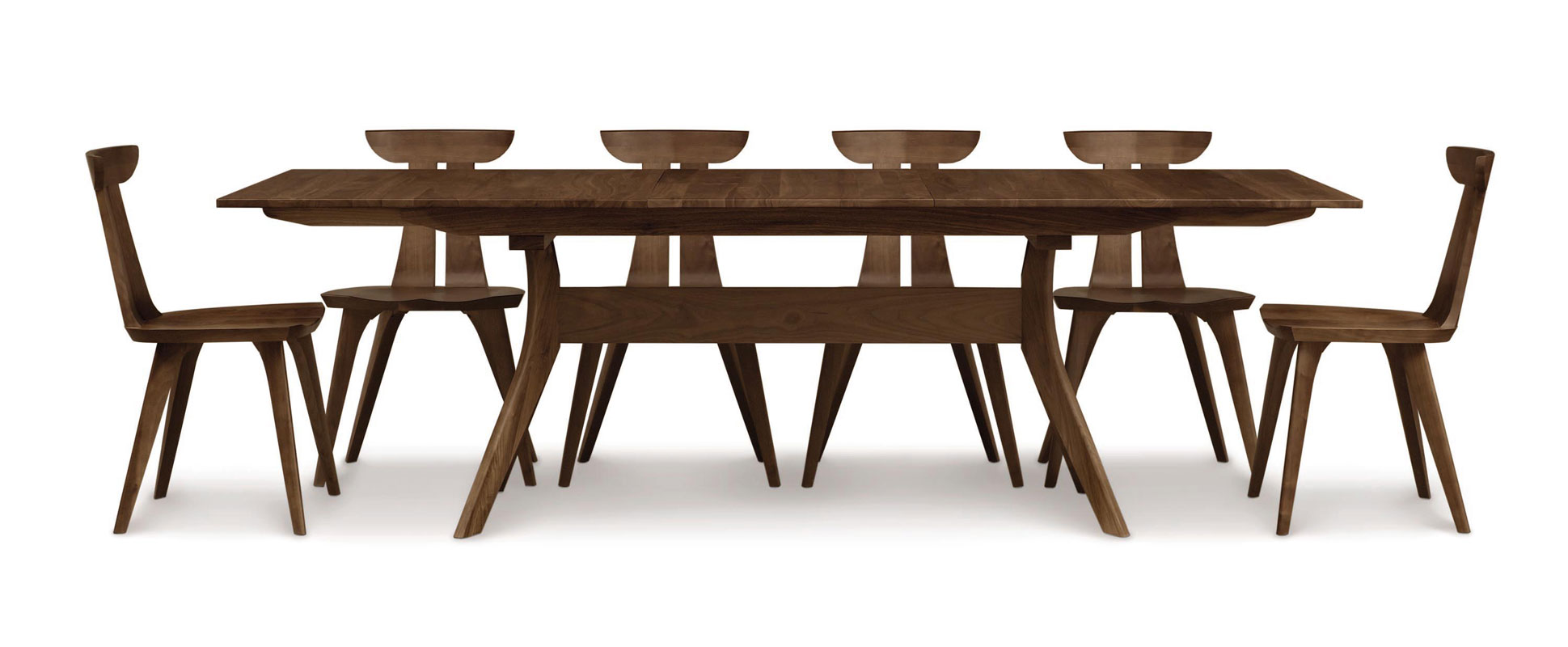 Audrey Extension Table And Estelle Chairs