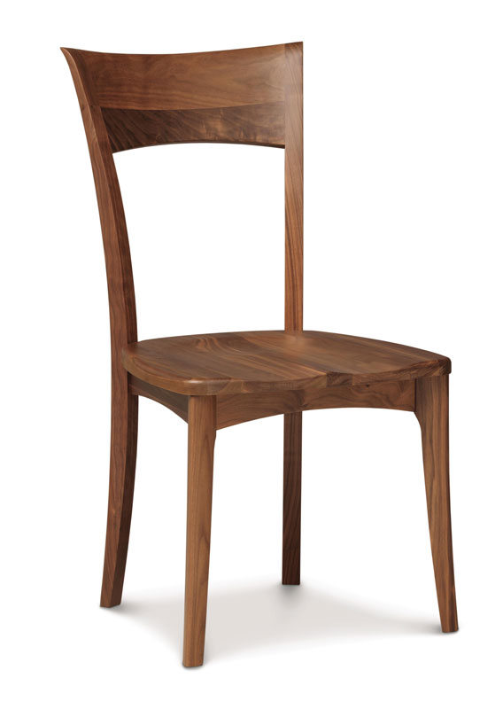 Copeland Ingrid Side Chair in Walnut