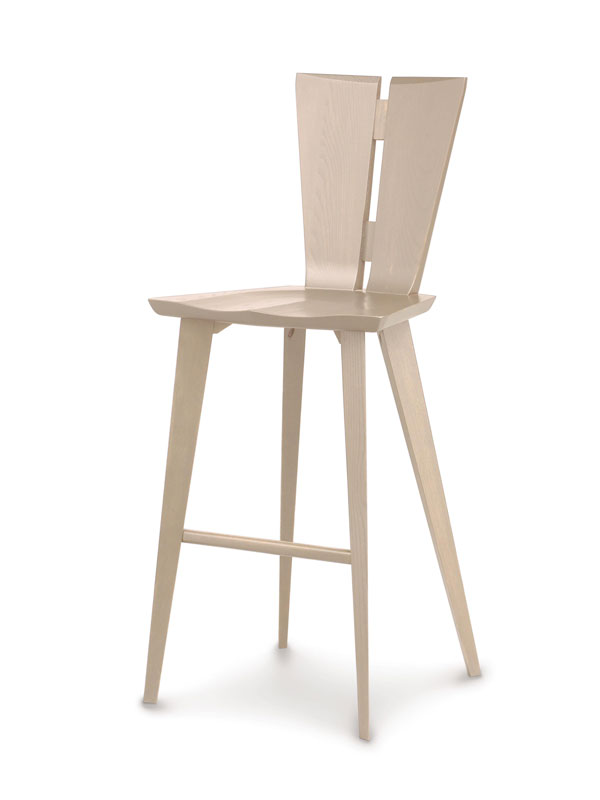 Copeland Axis Bar Stool in Ash