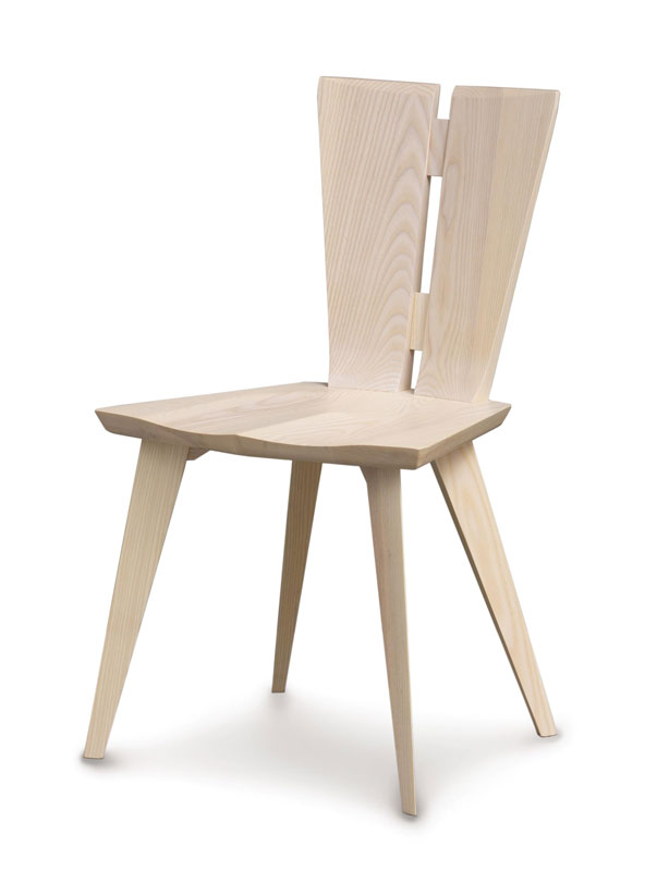 Copeland Axis Side Chair in Ash