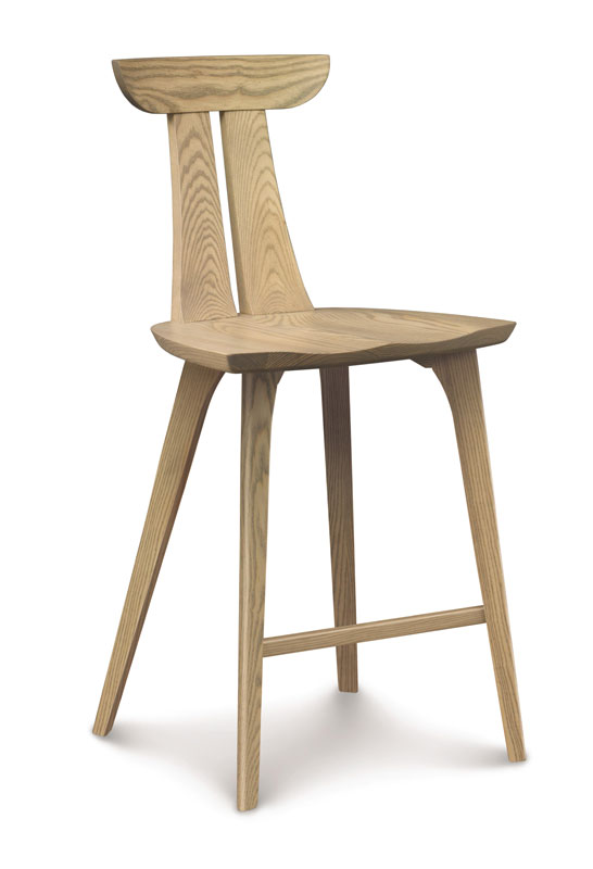 Copeland Estelle Counter Stool in Ash