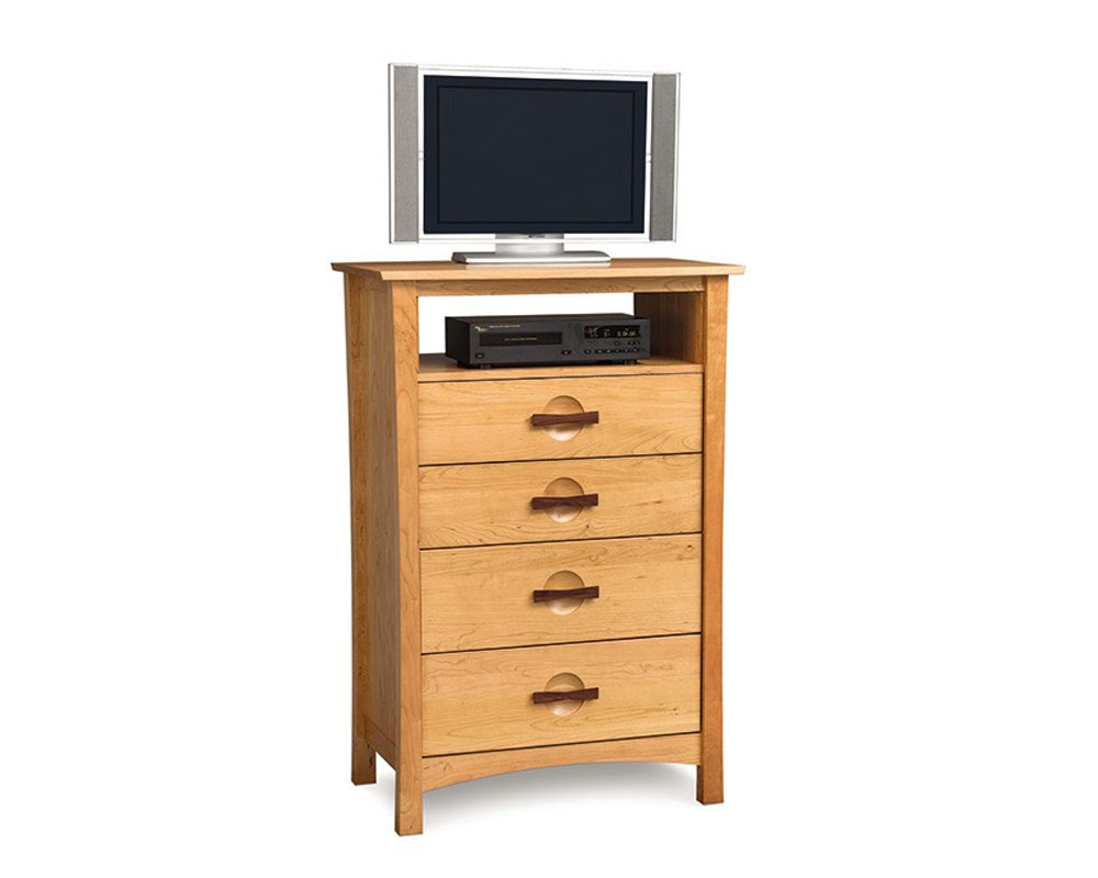 Copeland Berkeley 4 Drawer Chest + TV Organizer